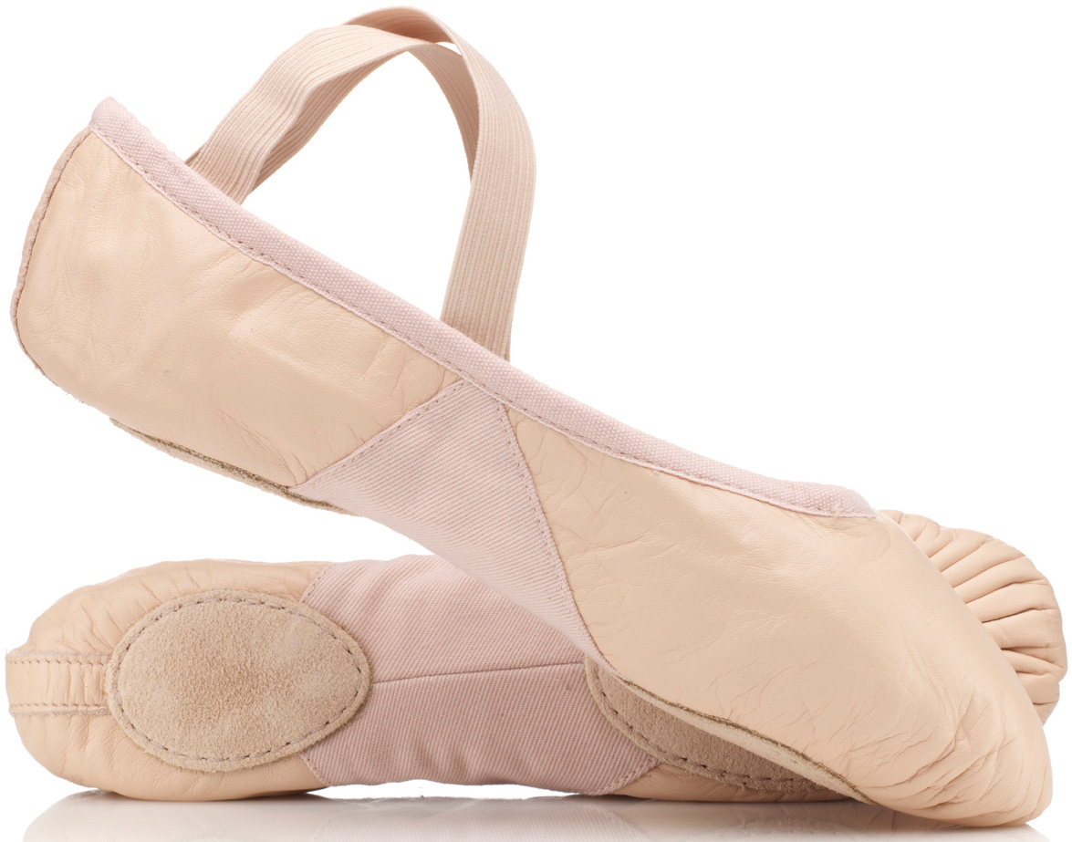 Ballet Shoes Images Split sole ballet shoes,